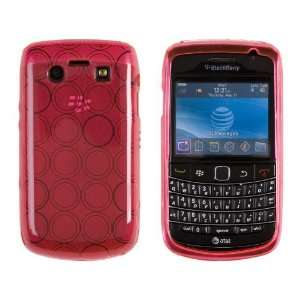 Case for BlackBerry Bold 9700   Hot Pink Cell Phones & Accessories