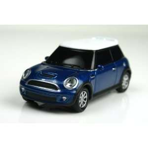 2nd Gen. Mini Cooper USB Flash Drive 4GB   BLUE Kitchen