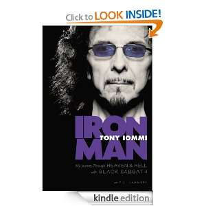 Iron Man My Journey through Heaven and Hell with Black Sabbath Tony