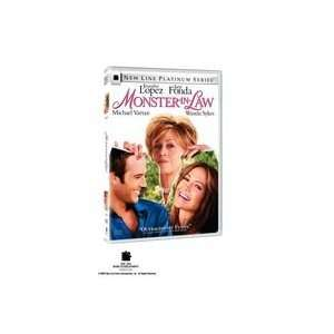 New Warner Studios Monster In Law Dvd Comedy Motion
