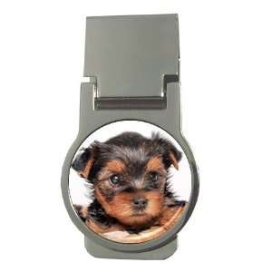 Yorkshire Terrier Puppy Dog 8 Money Clip V0655 Everything