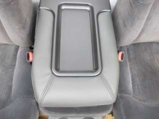 00 01 02 Chevy Silverado Truck Tahoe Bucket seats with jumpseat