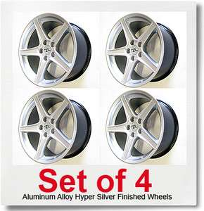 18x9 Mustang Cobra R03 OEM Replica Wheels/Rims 4pc New