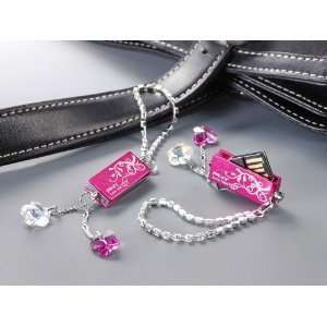 Love of the Crystal USB Flash Memory Drive 4gb