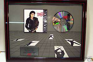 One Of A Kind Michael Jackson Memorabilia, Bad Album