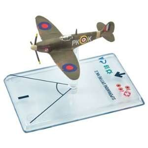 Wings of War WWII Miniatures   WWII Airplane Pack Series 1 Supermarine