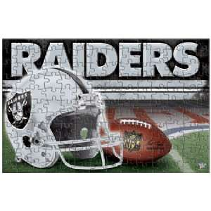 Oakland Raiders NFL 150 Piece Team Puzzle