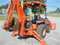2006 KUBOTA L39 TLB 4WD Tractor Loader Backhoe   Stock # U0002760
