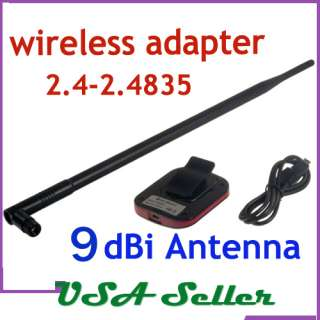 Long range High Power USB Wireless Wifi Adapter 1000mW