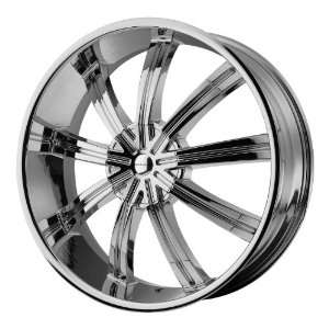 24x9.5 KMC Widow (Chrome) Wheels/Rims 6x135/139.7 (KM67224966235)