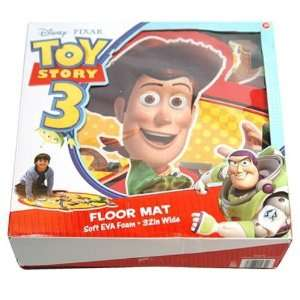 Toy Story 3 Eva Foam Floor Mat Case Pack 8 Everything