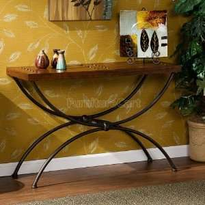 Southern Enterprises Casa Grande Sofa Table CK9983