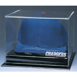 San Diego Chargers NFL Cap Display Case
