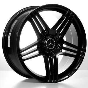 20 Amg Mercedes Benz Wheels & Tires Pkg   20X8.5 20X9.5
