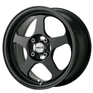 15x6.5 Maxxim Air (Matte Black) Wheels/Rims 4x100