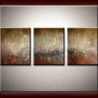 Abstract Modern Art Contemporary Original Oil Painting
