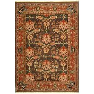 Safavieh Rugs Turkistan Collection TRK117B 10 Green/Red 10