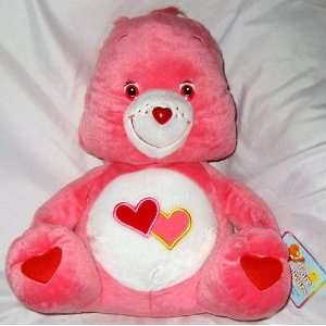 16 Care Bear Sitting Plush Love A Lot Bear Toys & Games