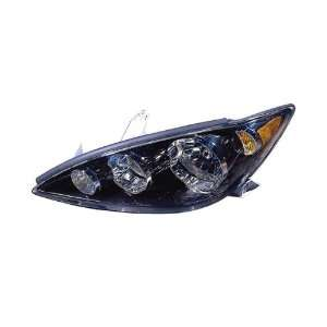 Toyota Camry (SE) Replacement Headlight Assembly (Black