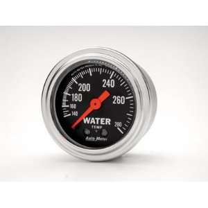 Auto Meter Traditional Chrome Analog Gauges Gauge, Traditional Chrome