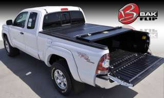 BakFlip F1 Hard Folding Tonneau Bed Cover 05 12 Toyota Tacoma 5.3