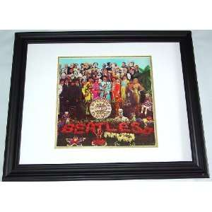 Beatles Paul McCartney Autographed Signed Sgt. Peppers Album