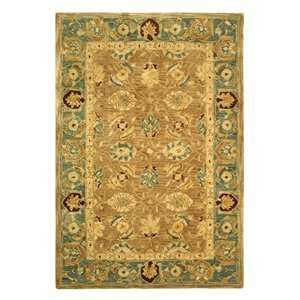 Safavieh AN549A Anatolia Floor Area Rug, Light Blue