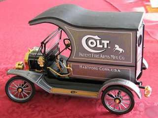 Franklin Mint 1913 Ford Model T Delivery Truck   Colt   116   MIB
