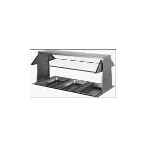 Eagle Group BS2 HT3 IL Table Buffet Shelves Sneeze Guard