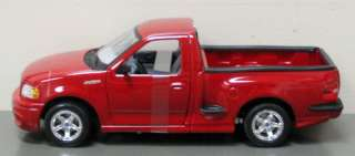Ford F 150 SVT Lightning Diecast Model Truck Car   Maisto   121 Scale