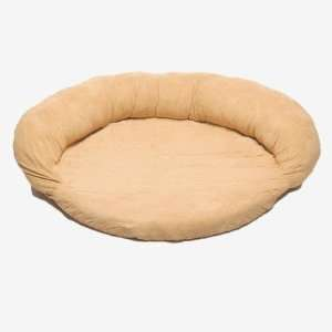 Everest Pet 0161 Caramel Memory Foam Bolster Dog Bed with