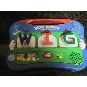 Leap Frog Word Whammer Fridge Phonics Set Toys & Games