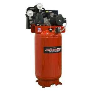 80 Gallon 2 Stage Vertical Air Compressor