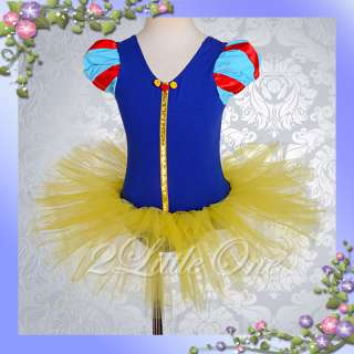 Girl Ballet Tutu Dance Costume Leotard Dress Size 2T 8