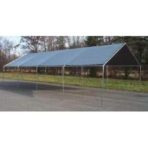 18 x 40 ft Commercial Duty Tubing Canopy Patio, Lawn & Garden