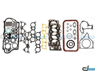Isuzu Trooper Rodeo Honda Passport 3.2L Full Gasket Kit