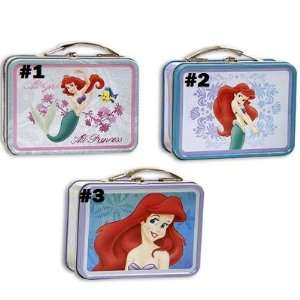 Disney Princess The Little Mermaid Ariel Mini Tin Lunch
