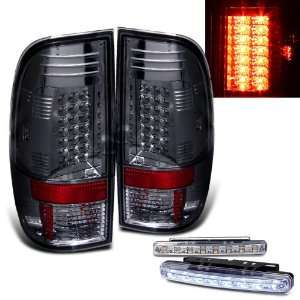 Eautolight 08 11 Ford F250 / F350 / F450 LED Tail Light + LED Bumper