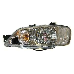 OE Replacement Mitsubishi Lancer Driver Side Headlight