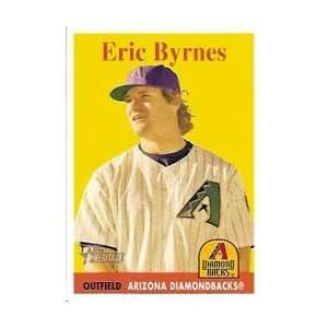 Eric Byrnes 2007 Topps Heritage Card #138 Sports