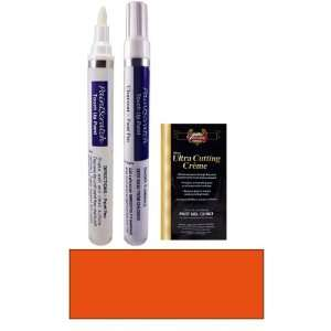 Oz. Hemi Orange Pearl Paint Pen Kit for 2008 Dodge Challenger (FLC