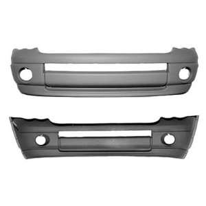 2002 Dodge Ram 1500 Front Bumper With Sport Automotive