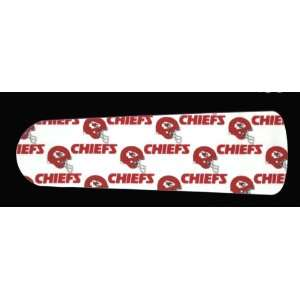 NFL KANSAS CITY CHIEFS FOOTBALL 42 CEILING FAN W/LIGHT