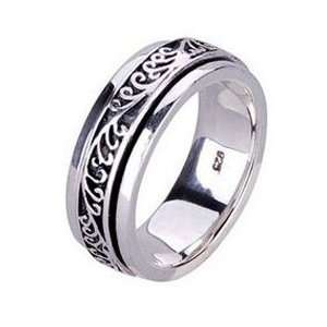925 Silver Thailand Standard Natal Rings for Men High Quality Cool