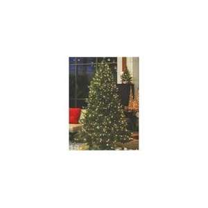 12 Pre Lit Savannah Spruce Artificial Christmas Tree