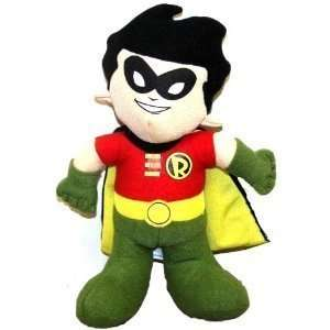 Robin Plush Toy   DC Super Friends Doll (9 Inch) Toys & Games