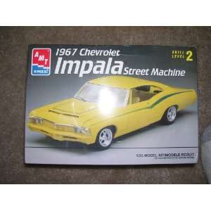 1967 Chevy Impala Street Machine Toys & Games