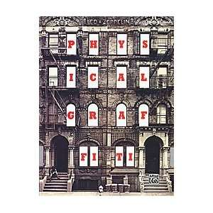 Led Zeppelin    Physical Graffiti Musical Instruments