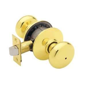 Schlage F40PLY Plymouth Privacy Door Knob Set