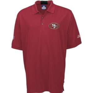 San Francisco 49ers Short Sleeve Coaches Statement Polo